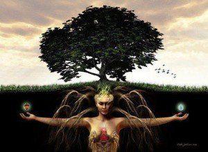 diosa- energia femenina