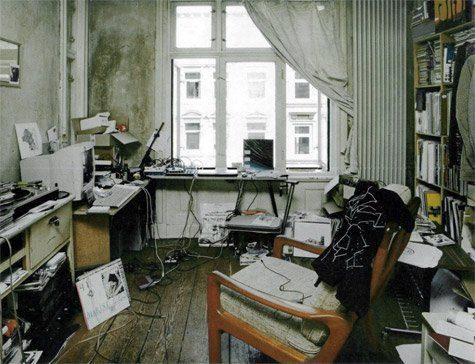 habitación- living-desordenado
