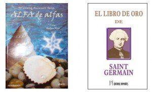 Alfa de alfas - El libro de oro de Saint Germain