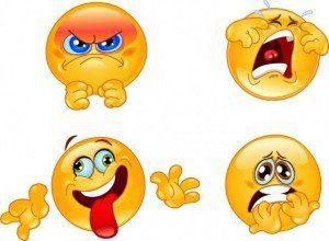 Emoticonos emociones