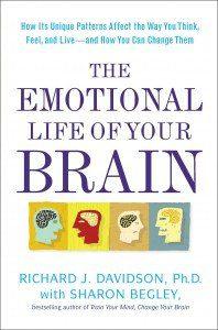 Libro La vida emocional del cerebro, por Richard J.Davidson y Sharon Begley