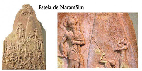 Estela de NaramSim