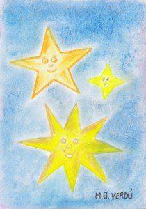 estrellas de Mª Jesús Verdú