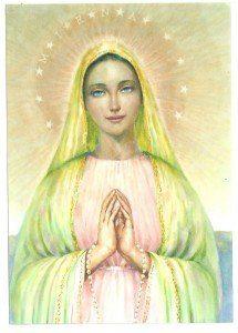 madre divina- madre maria