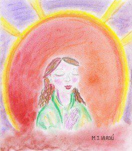 mujer sola de mª Jesús verdú