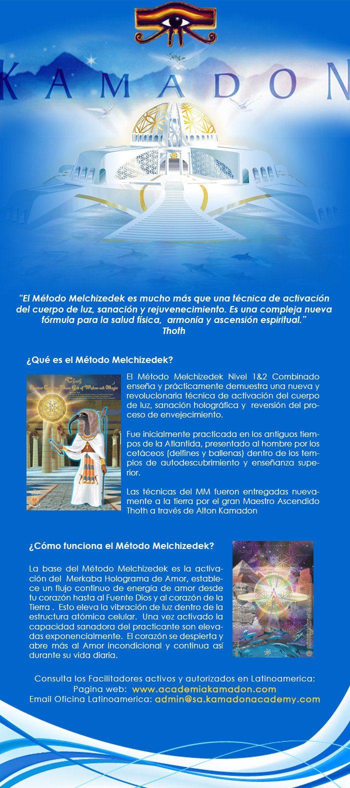 Metodo Melchizedek -Mercedes Cibeira