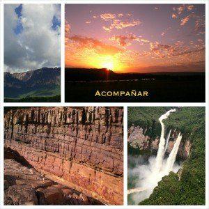 4 paisajes