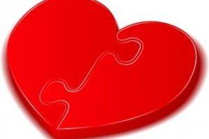 El corazón une y la mente separa