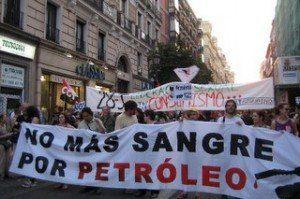 El Pueblo no es consciente del buen negocio que es salir a manifestarse a las calles.