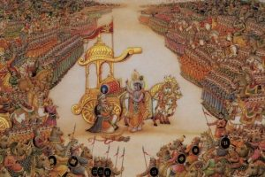 La estructura de la Bhagavad-gita, por Juan Carlos Ramchandani
