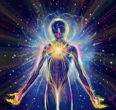 energía amor corazón