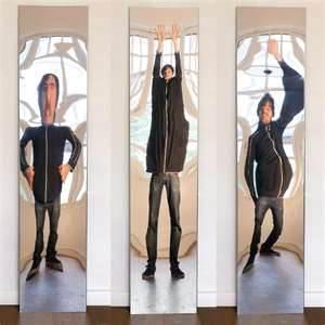 espejo deformante