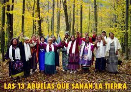 las trece abuelas que sanan la tierra