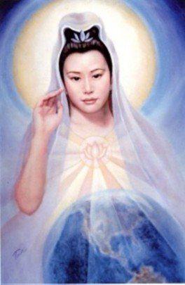 Kwan Yin- Tierra hermandadblanca.org
