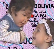 Niño de Bolivia