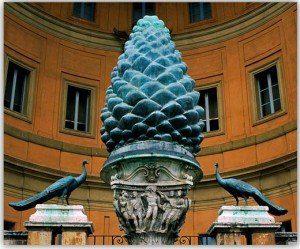 Pine-Cone-Symbolism-Pigna