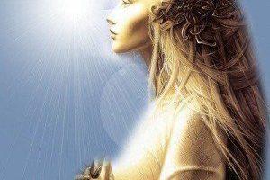 Madre Divina – el alma canalizado por Sally Jordan Austin