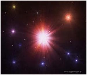 luz y estrellas