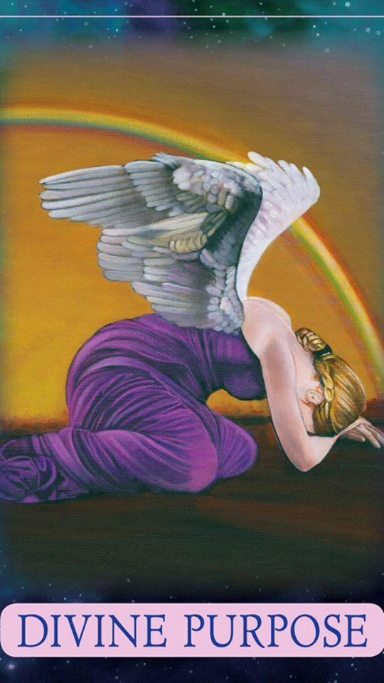 ángel de doreen virtue