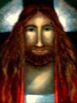 Cristo -  Obra de Rosa Mª Gallego