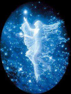 angel luminoso