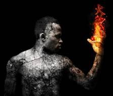 crear fuego