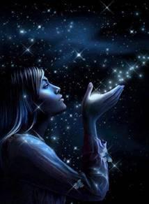 esparcir estrellas