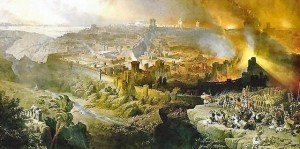 Jerusalem ardiendo