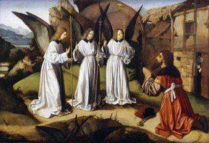 malachim 3 ángeles