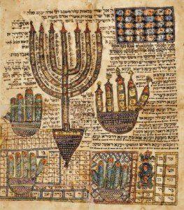 textos hebreos