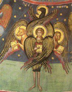 ángeles avangelistas