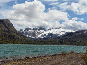 tierra montañas y agua