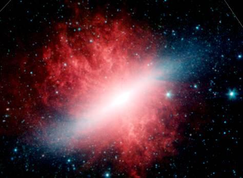 Energias Cosmicas - El Universo