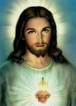 Jesus sagrado de corazon