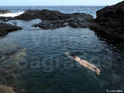 agua- viaje a Hawaii