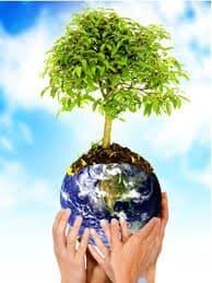 ecologia- tierra entre manos