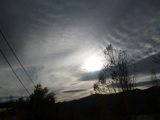 -Y ... cuando el Cielo me habla ... (recomendación: sólo observar y sentir)