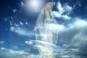 Madre Divina:  Yo Quiero Que Abraces Mi Vibración