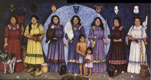 mujeres-cherokee