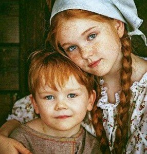 Niños niño y niña