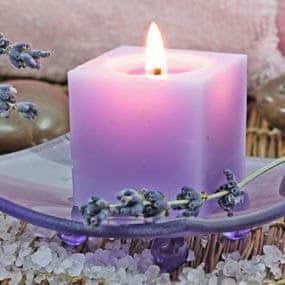 lus de una vela