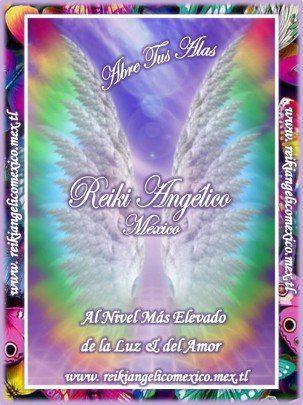 Reiki angelico Nora Hernandez Logo con mariposas