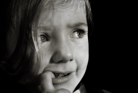 niña con miedo- sofia randall