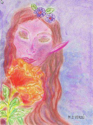 El aprendizaje de las hadas en el planeta Tierra - María Jesús Verdú