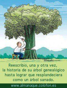 almanaque1 228x300 ¿Qué es el árbol genealógico?