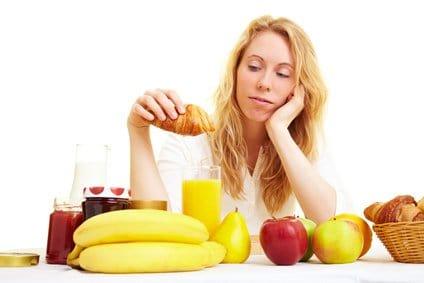 desayuno frutas y zumos