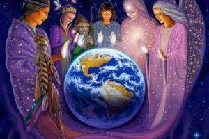 Mensaje de Jesús: La separación que está ocurriendo en el plano de la Tierra no es aceptable, es hora de que termine