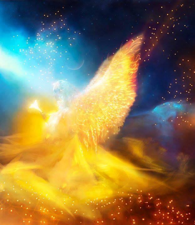 angel de luz Mensaje de Merlín: Adiós a lo que fue