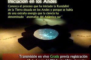  Seminario Virtual Gratuito: Iniciación en Los Andes – Inicio el 18 de Agosto de 2014