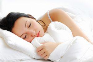 ¿Quieres dormir bien?